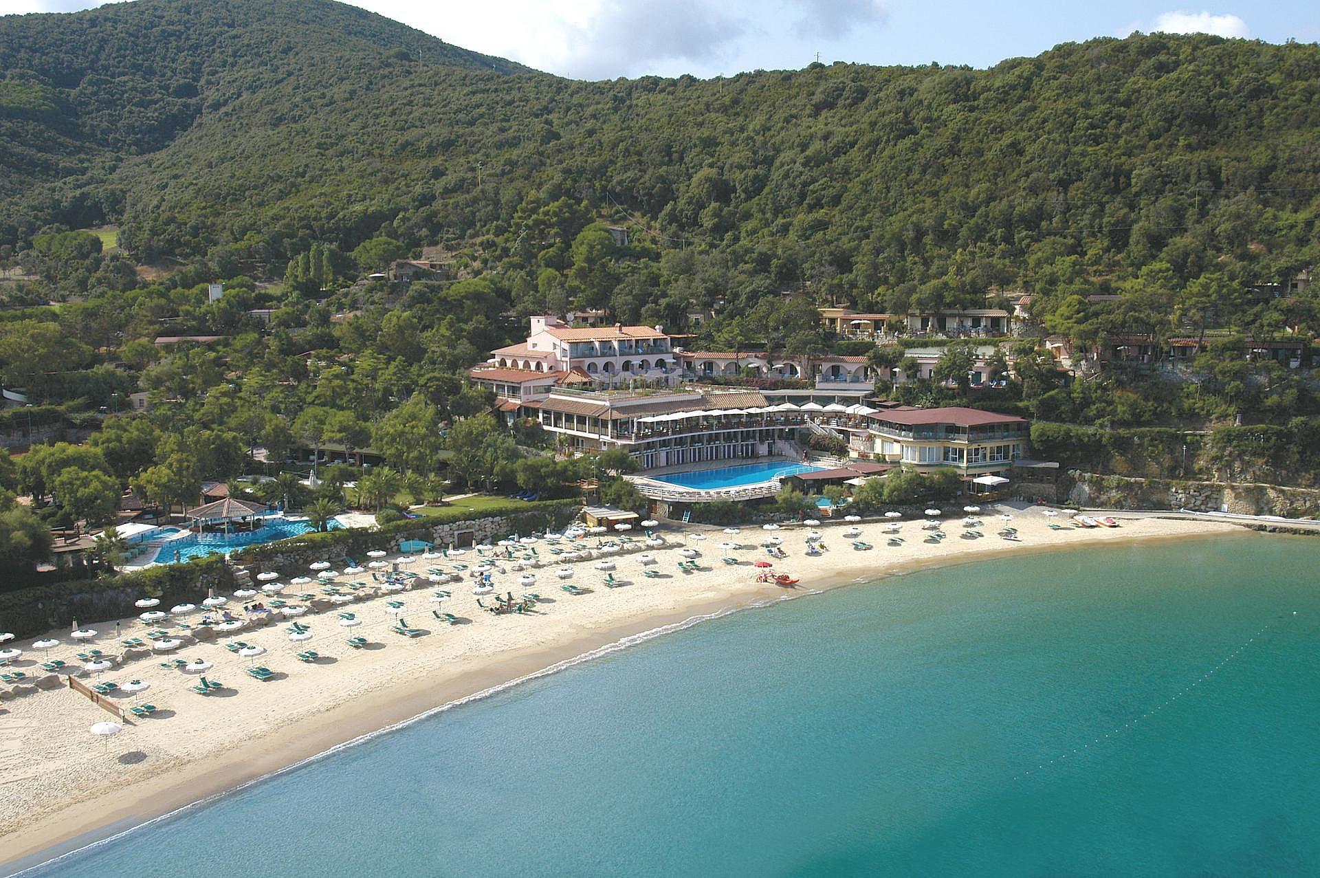 Hotel Insel Elba  Sterne