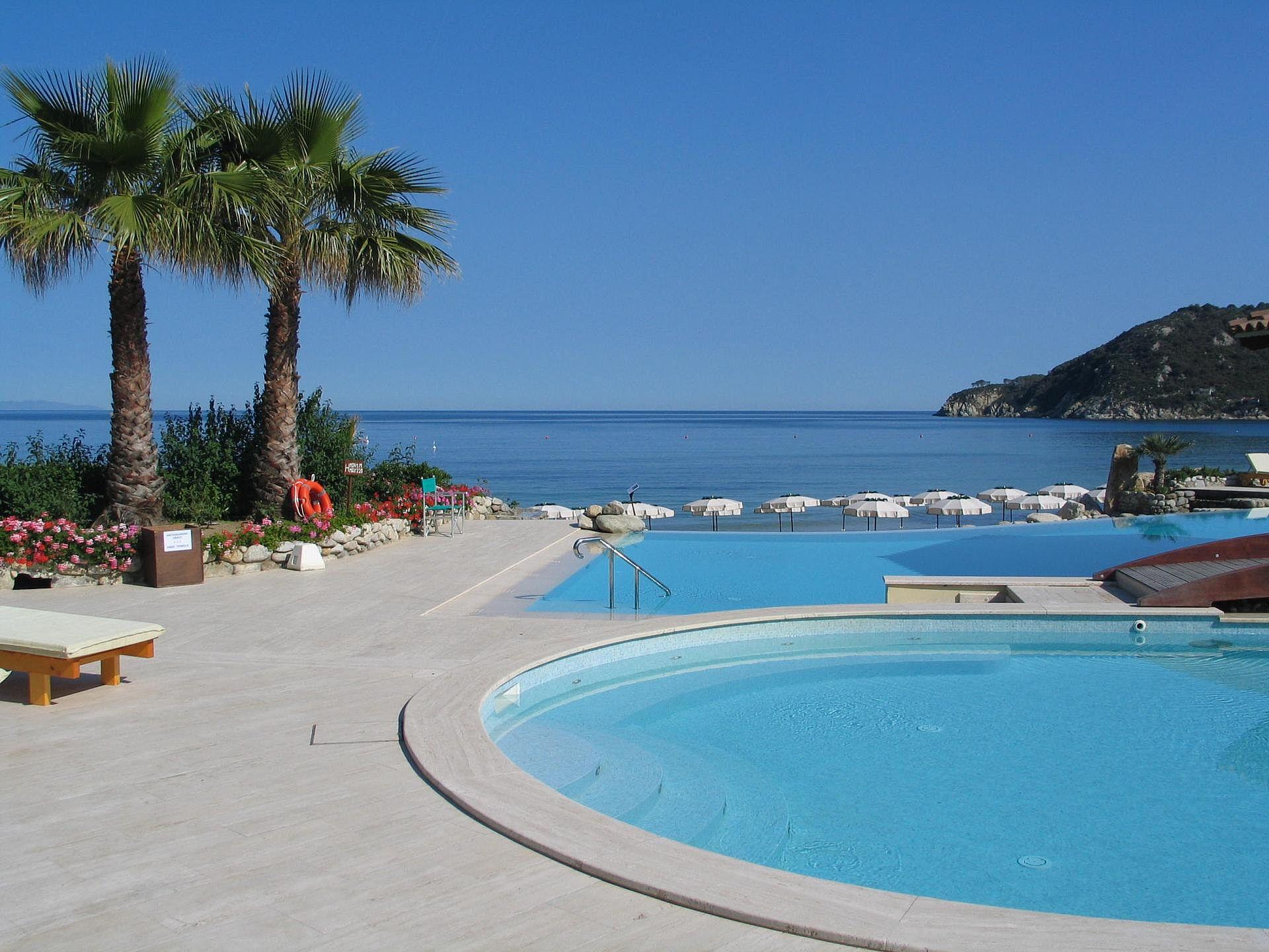 Hotel Hermitage Elba Online Zum Bestpreis Buchen Domicillio