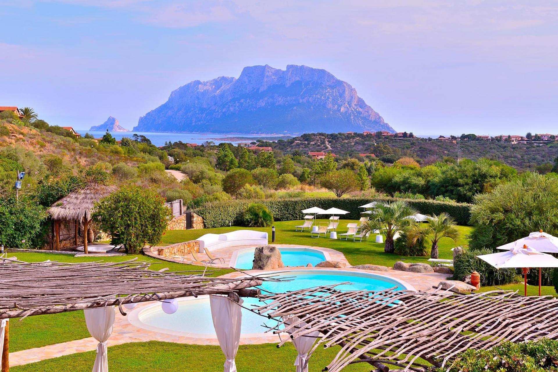 Sardinien  Sterne Hotel Familie