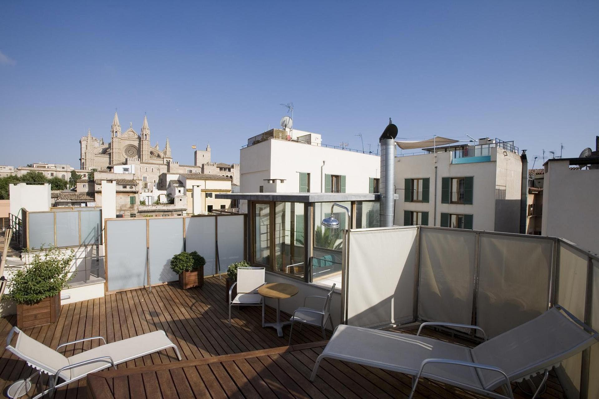 Hotel tres mallorca online zum bestpreis buchen for Designhotel spanien