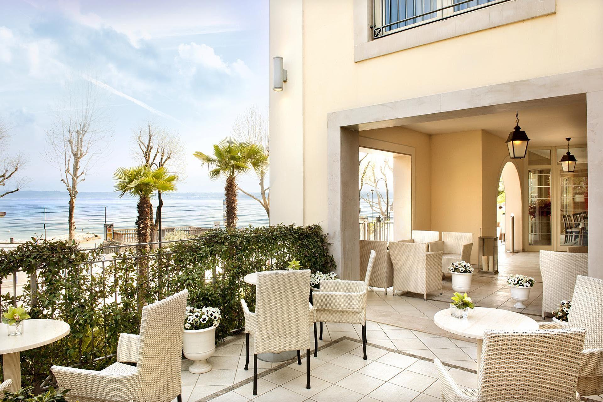 Hotel Villa Rosa Gardasee Online Zum Bestpreis Buchen Domicillio