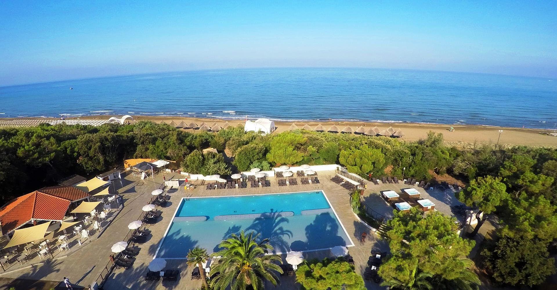 Toskana Strand Karte.Paradu Toskana Eco Resort Toskana Online Zum Bestpreis