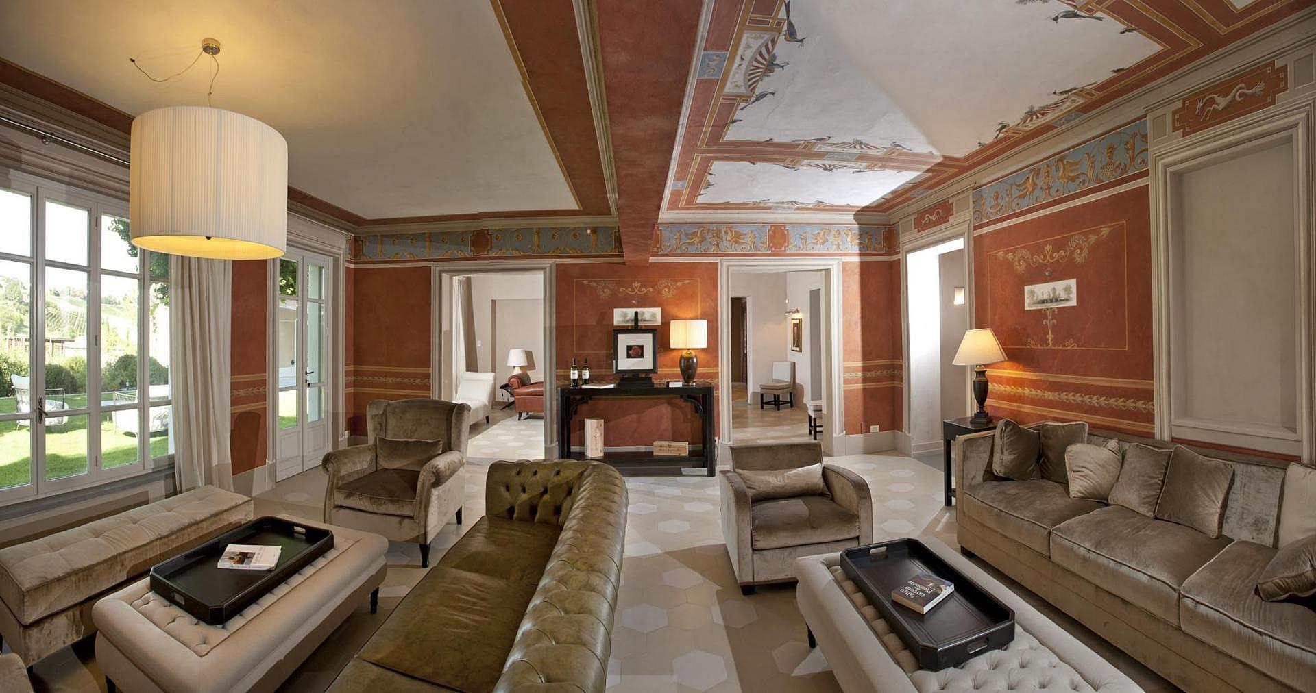 Villa Pattono Piemont Online Zum Bestpreis Buchen